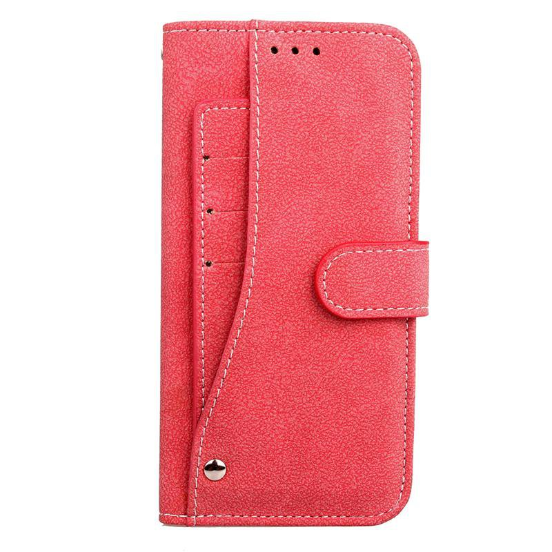 Trendy YC Rotate the Card Lanyard Pu Leather for Samsung S7 Edge