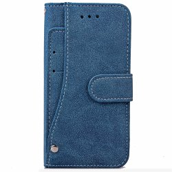 YC Rotate the Card Lanyard Pu Leather for iPhone 6S 4.7 -