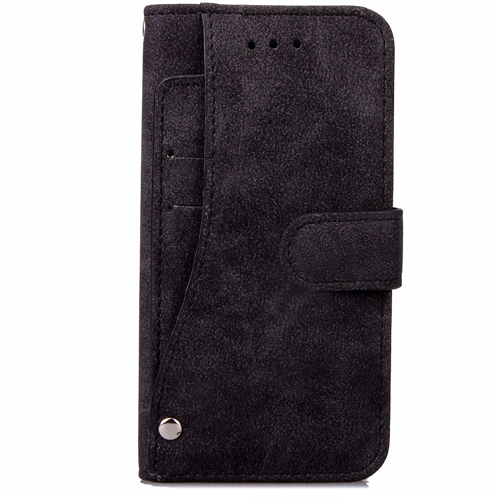 Store YC Rotate the Card Lanyard Pu Leather for iPhone 6S 4.7