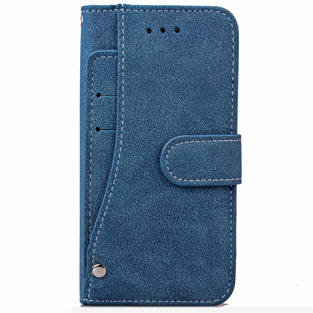Online YC Rotate the Card Lanyard Pu Leather for iPhone 6S 4.7