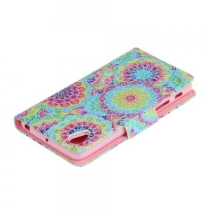 Kaleidoscope Knife and Cut Color Phone Case for Sony X -