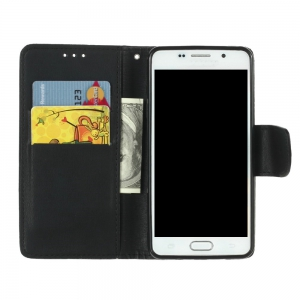 Hit Color PU Phone Case for Samsung Galaxy J5 2015 -