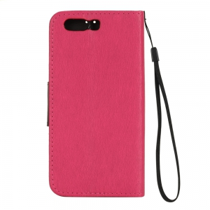 Hit Color PU Phone Case for Huawei P10 Plus -