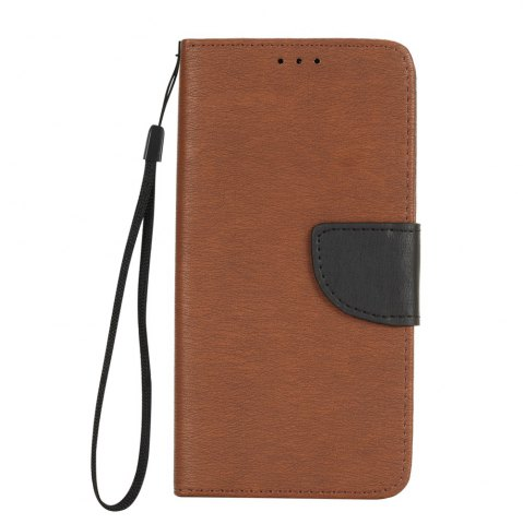 Trendy Hit Color PU Phone Case for Huawei Mate 9