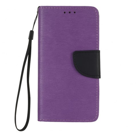 Fashion Hit Color PU Phone Case for Wiko Lenny 2