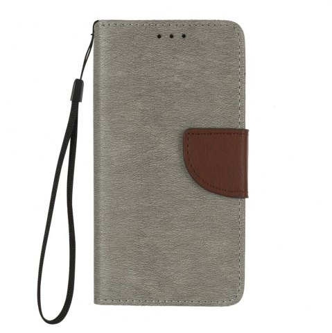 Outfits Hit Color PU Phone Case for Wiko Lenny 2