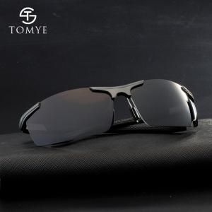 TOMYE 8530 Sports Polarized Lens  for Men and Women High-Definition Outdoor Cycling Sunglasses -