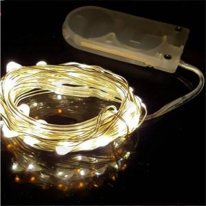 AY - hq217 2M 20 LED Copper Wire Light for Christmas Tree Decoration -