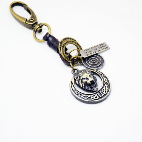 Discount Mens Key Ring Creative All Match Vintage Key Ring Accessory