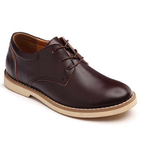 Trendy Shoes for Men Business Leather Shoes Men'S Office Shoes Casual Leather Shoes