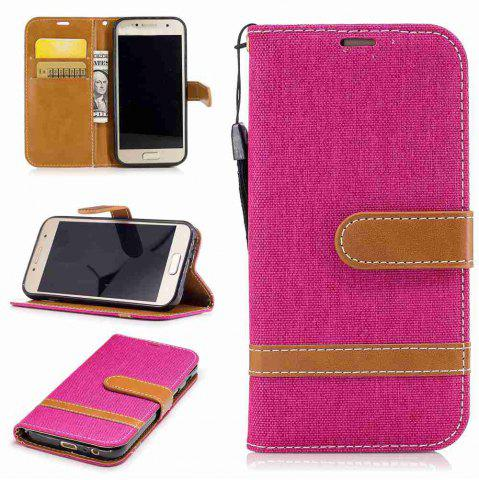 Outfit Mix Color Jeans Phone Case for Samsung Galaxy J3 2016 / J3 2015