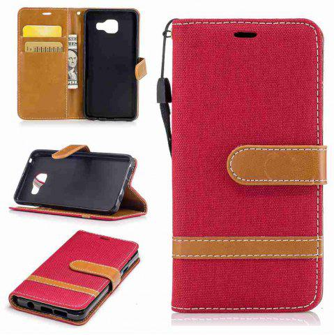 Outfit Mix color Jeans Phone Case for Samsung Galaxy  A3 2016
