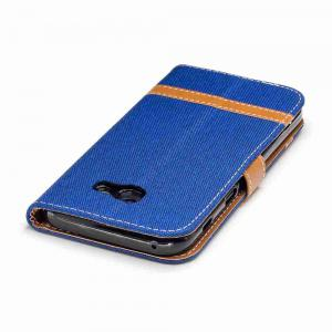 Mix color Jeans Phone Case for Samsung Galaxy A5 2017 -
