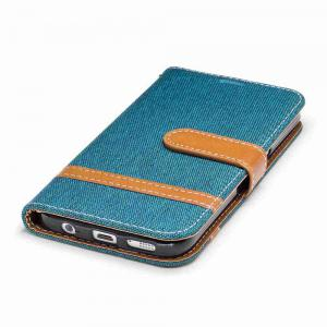Mix color Jeans Phone Case for Samsung Galaxy S7 -