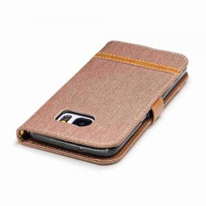 Mix Color Jeans Phone Case for Samsung Galaxy S7  Edge -