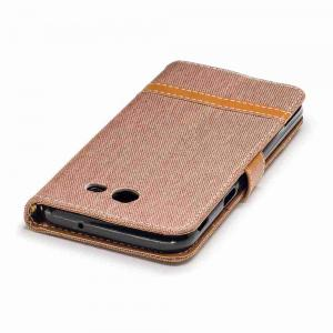 Mix color Jeans Phone Case for Samsung Galaxy J3 2017 / PRrime / Emerge -