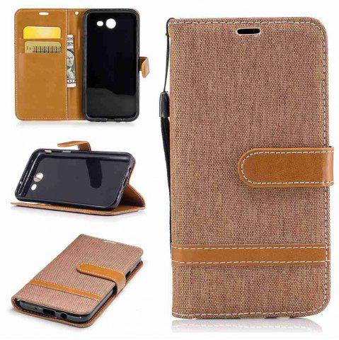 Trendy Mix color Jeans Phone Case for Samsung Galaxy J3 2017 / PRrime / Emerge