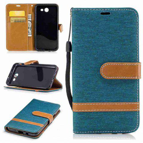 Discount Mix color Jeans Phone Case for Samsung Galaxy J3 2017 / PRrime / Emerge