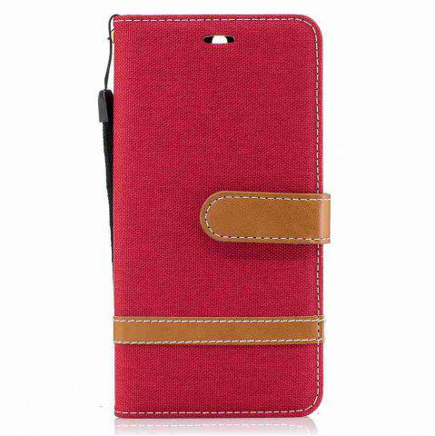 Shops Mix Color Jeans Phone Case for Huawei Y5 2017
