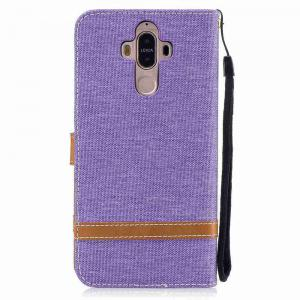 Mix Color Jeans Phone Case for Huawei Mate 9 -