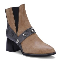 Women's Ankle Boots Comfy All Match Breathable Boots -