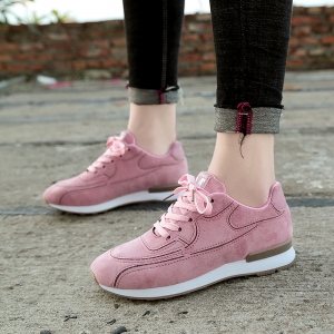 The Thick Bottom Muffin Bottom Increased Scrub Fashion Casual Shoes -