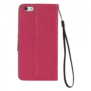 Hit Color PU Phone Case for iPhone 6s / 6 -