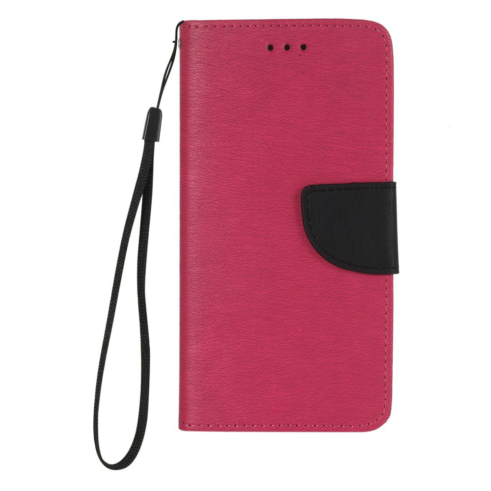 Outfits Hit Color PU Phone Case for iPhone 6s / 6