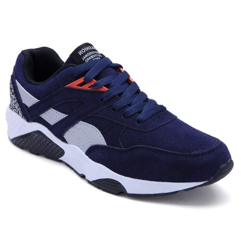 Affordable Men Casual Shoes  leisure Sports Shoes Fashion Sneakers - 39 ESTATE BLUE Mobile