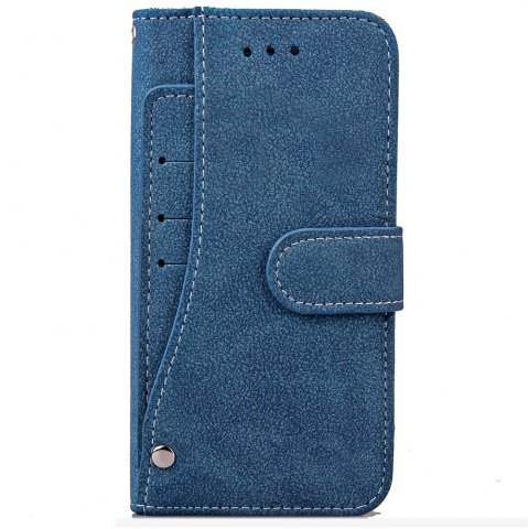 Outfit YC Rotate the Card Lanyard Pu Leather for iPhone 6S 5.5
