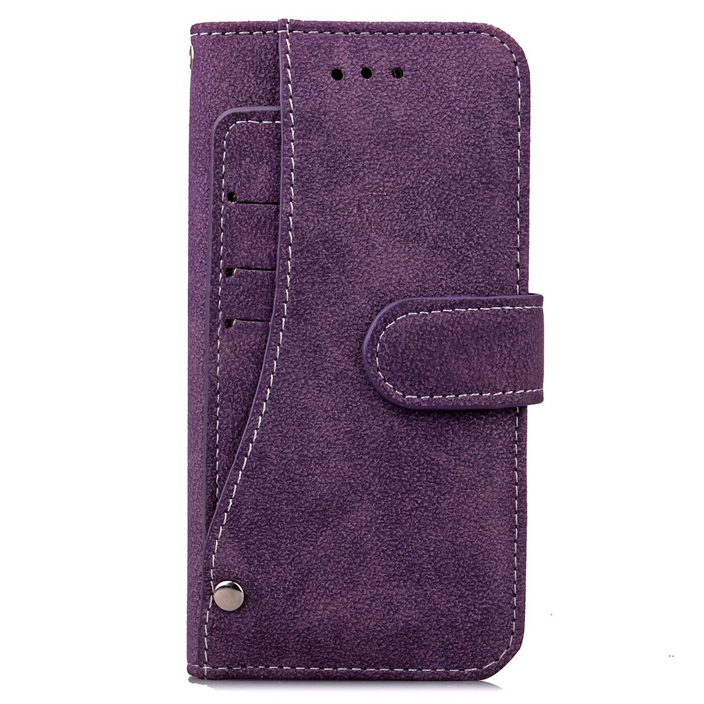 Latest YC Rotate the Card Lanyard Pu Leather for iPhone 6S 5.5