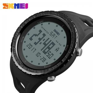 Outdoor Sports Mountaineering Student Male Electronic Watch -