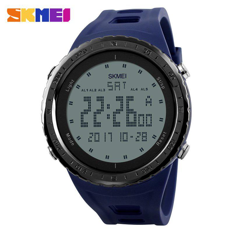 Outdoor Sports Mountaineering Student Male Electronic WatchJEWELRY<br><br>Color: CORNFLOWER; Watches categories: Men;