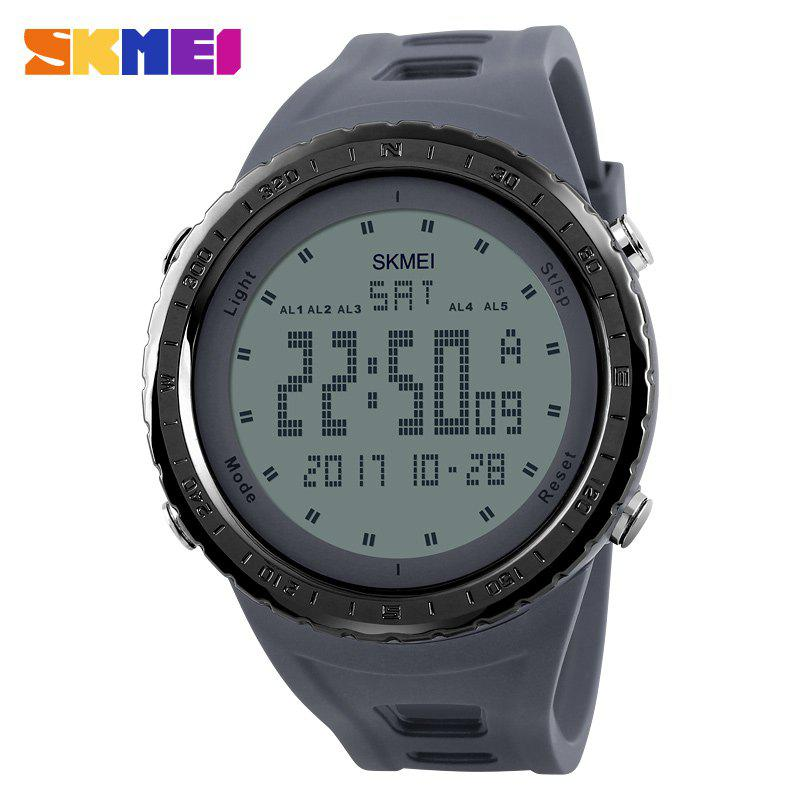 Outdoor Sports Mountaineering Student Male Electronic WatchJEWELRY<br><br>Color: OYSTER; Watches categories: Men;