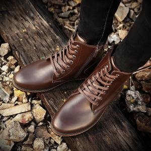 Men's Casual England Ankle Boots -