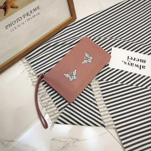 Ladies Fashion Casual  PU Leather Wallet for Women -