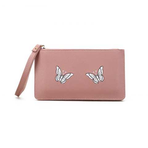 Discount Ladies Fashion Casual  PU Leather Wallet for Women