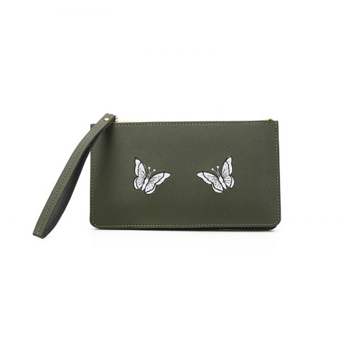 Shop Ladies Fashion Casual  PU Leather Wallet for Women