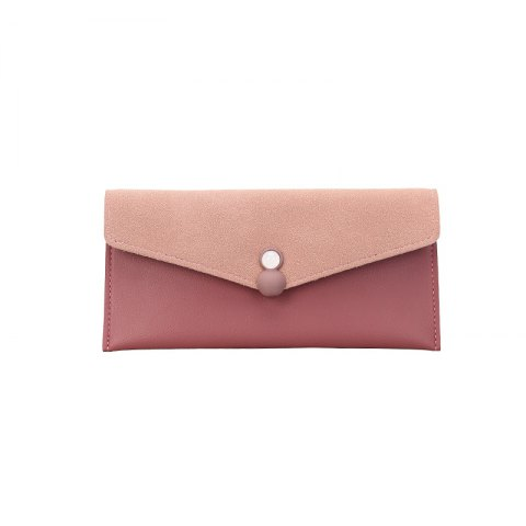 Store Womens Wallet pu Leather Blocking Purse Credit Card Clutch