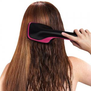 SM-F05 Straight Hair Straightener Comb Hairdressing Tools -