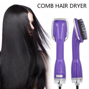SM - 6656 Straight Hair Straightener Comb Hairdressing Tools -