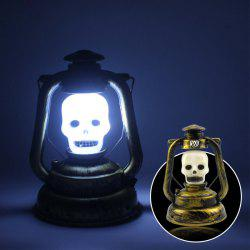YWXLight Halloween Deco Lantern Hand Witch Lamp Portable Nightlight Ghosty Laughter Light -