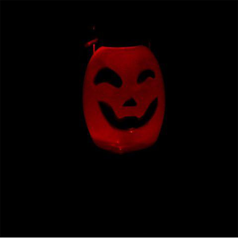 Chic YWXLight Skull Grimace Ghost Witch Pumpkin Halloween Festival Props LED Flash Lantern Night Light