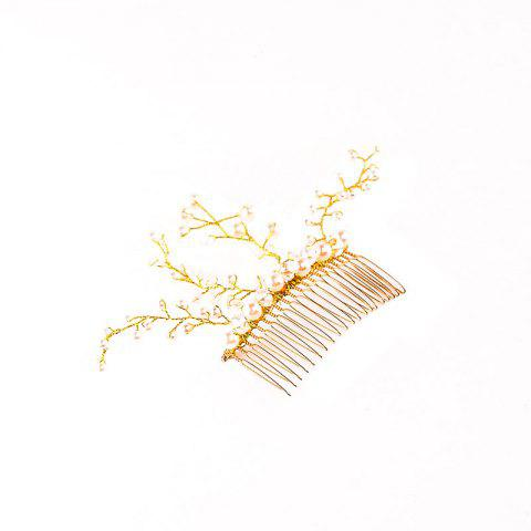 Outfits Fashion Bride Pearl Comb Hair Hairpin
