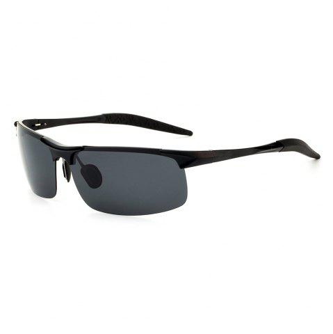Best TOMYE 8177 Outdoor Sports Polarized Lens Neutral Sunglasses