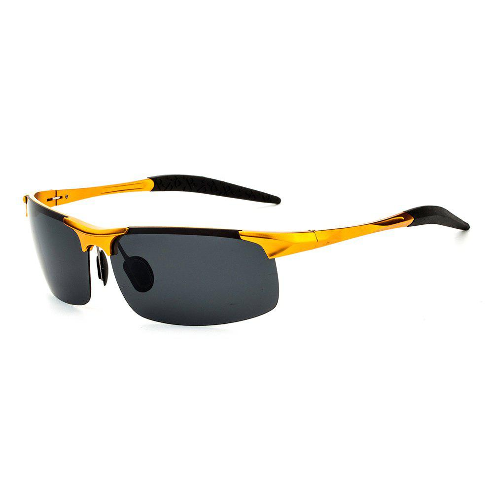 Outfit TOMYE 8177 Outdoor Sports Polarized Lens Neutral Sunglasses