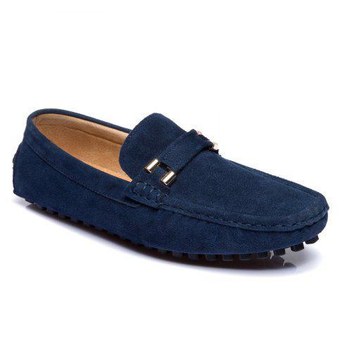 Store Men'S Driving Shoes Doug Shoes Casual Shoes Soft Bottom Comfort - 45 BLUE Mobile