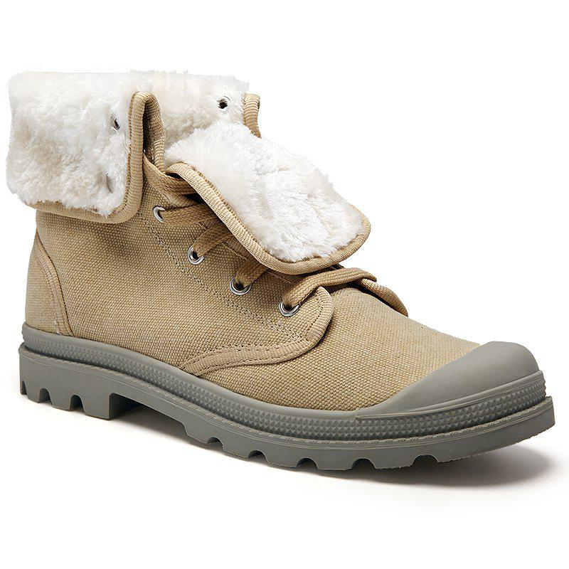 Hot Canvas Boots Leisure Shoes Shoes Baotou Cowboy Shoes Winter Boots