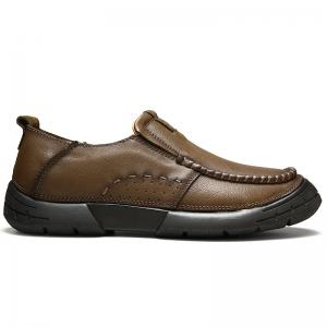 Outdoor Leisure Shoes Men'S Leather Shoes Set Foot Business Casual Men'S Fashion -
