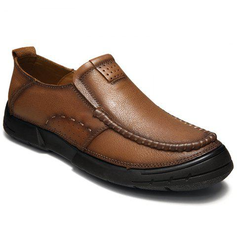 Affordable Outdoor Leisure Shoes Men'S Leather Shoes Set Foot Business Casual Men'S Fashion